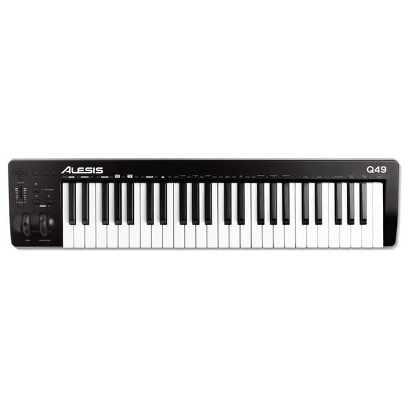Alesis Q49 MkII 49 Key USB/MIDI Keyboard Controller
