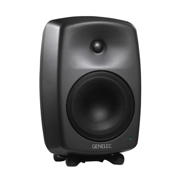 Genelec 8040B Active Studio Monitor, Dark Grey(Single)