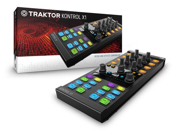 Native Instruments Traktor Kontrol X1 MK2   (ex-display)