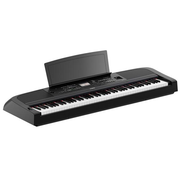 Yamaha DGX-670 Digital Piano, Black