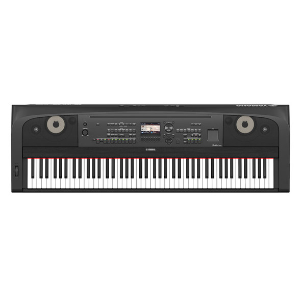 Yamaha DGX-670 Digital Piano, Black