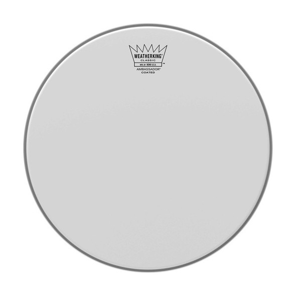 Remo CL-0112-BA Ambassador Coated Classic Fit 12 Inch Drum Head