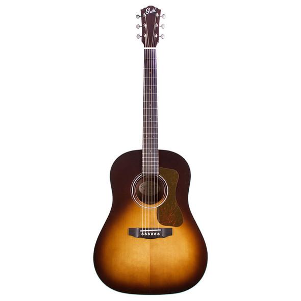 Guild DS-240 Memoir Acoustic Guitar, Vintage Sunburst