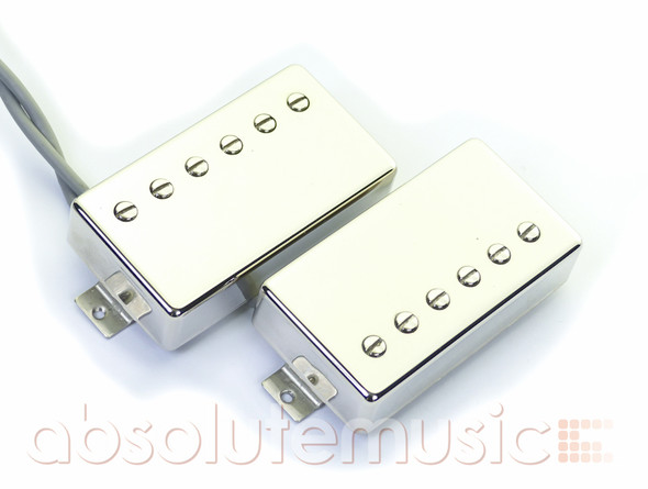 Epiphone ProBucker Humbucker Pickups Set, Chrome Covers, 4 Conductor (pre-owned)