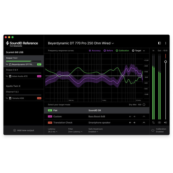 Sonarworks SoundID Reference for Headphones (Download)