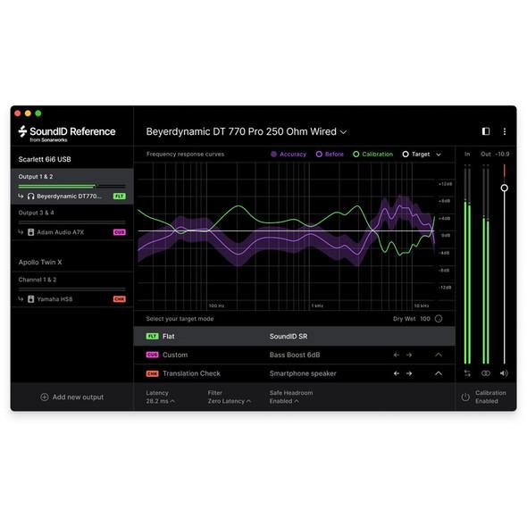 Sonarworks SoundID Reference for Speakers & Headphones (Download)