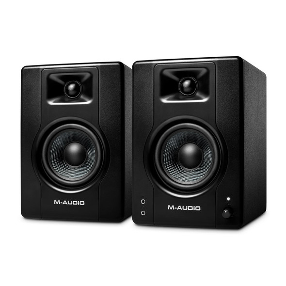 M-Audio BX4 Multimedia Reference Monitors (Pair)