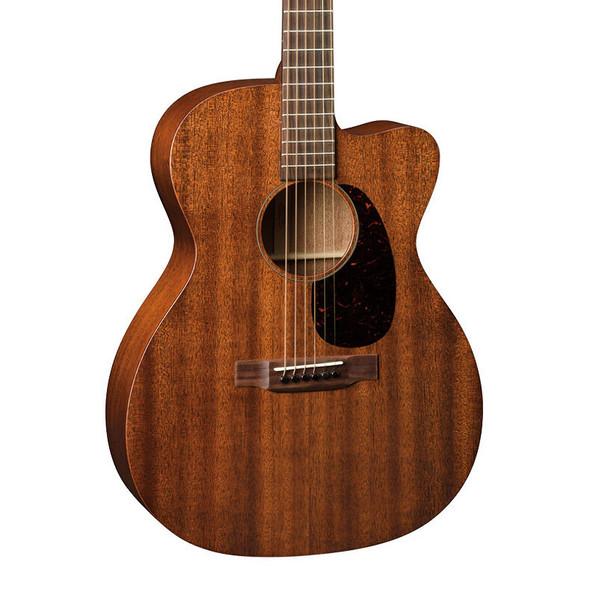 Martin OMC-15ME Electro-Acoustic Guitar, Mahogany