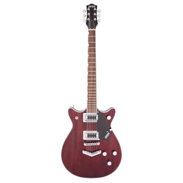 Gretsch G5222 Electromatic Double Jet BT Electric Guitar, Walnut Stain