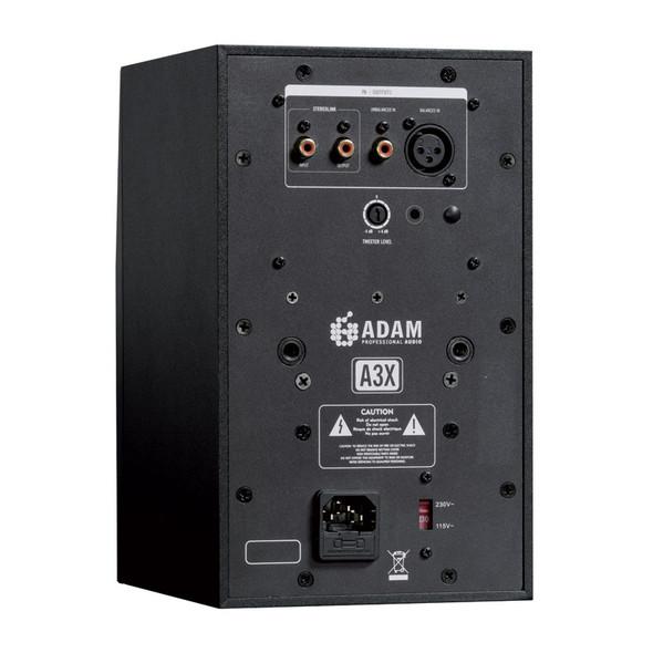 ADAM A3X Active Studio Monitor (Single)