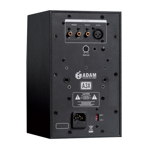 ADAM A3X Active Studio Monitor, Single (as new)