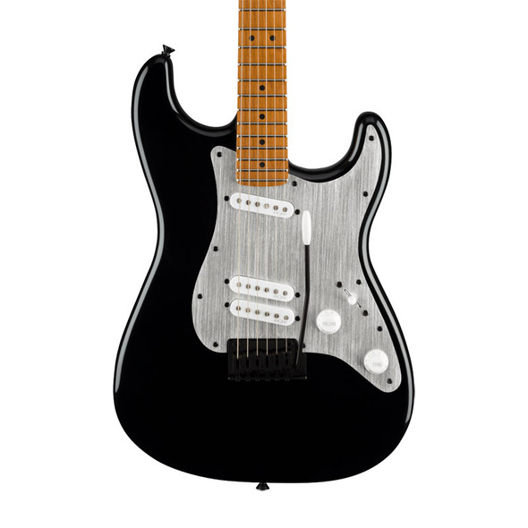 Fender Squier Contemporary Stratocaster Special Electric Guitar, Black, Maple
