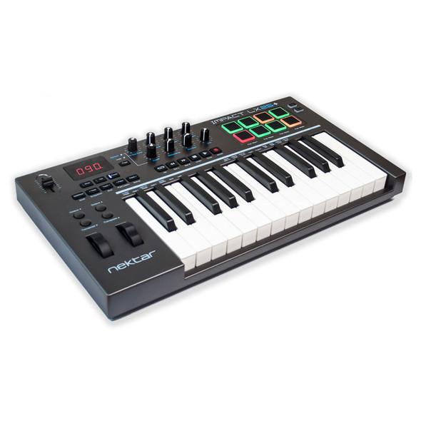 Nektar Impact LX25+ USB/MIDI Controller Keyboard