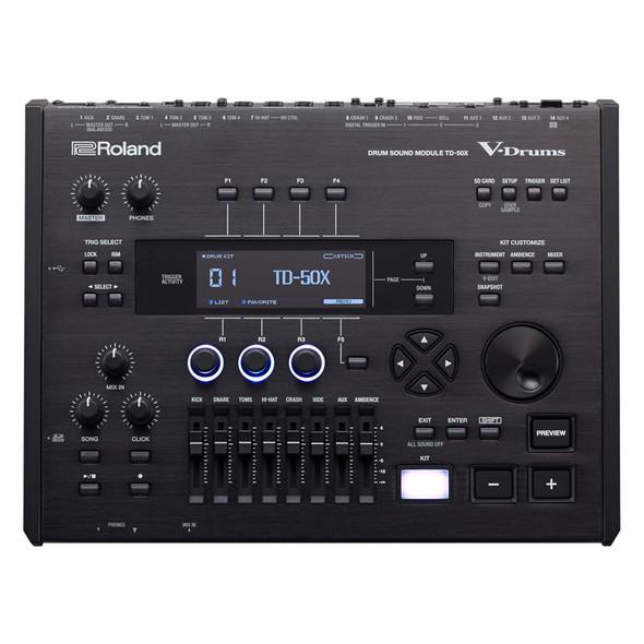 Roland TD-50X V-Drum Electronics Drums Sound Module