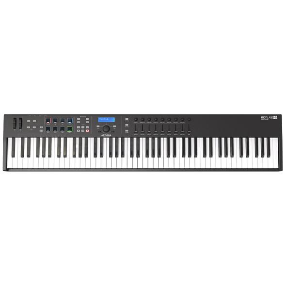 Arturia Keylab Essential 88 MIDI Controller, Black Edition