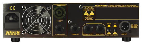 Markbass Little Mark 250 Blackline Bass Amplifier Head