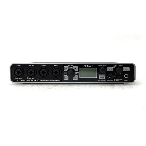 Roland UA-1010 Octa-Capture USB2 Audio Interface (pre-owned)