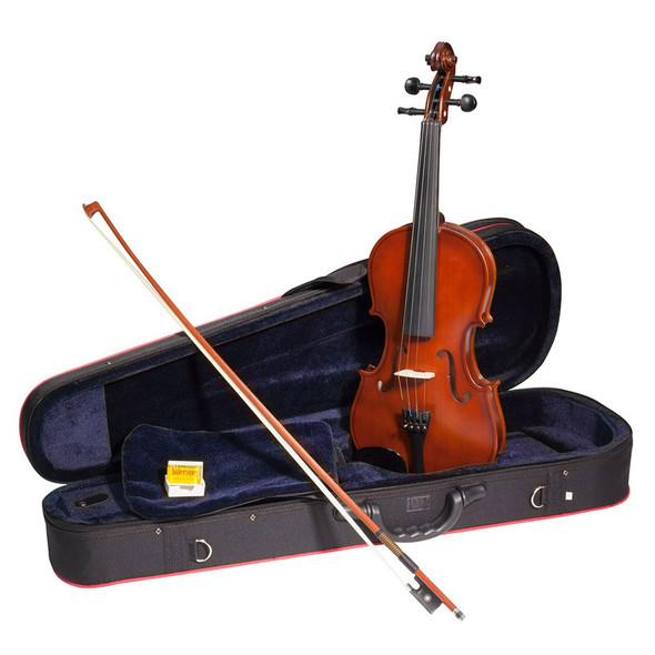 Hidersine Inizio 3/4 Size Violin with Case & Rosin