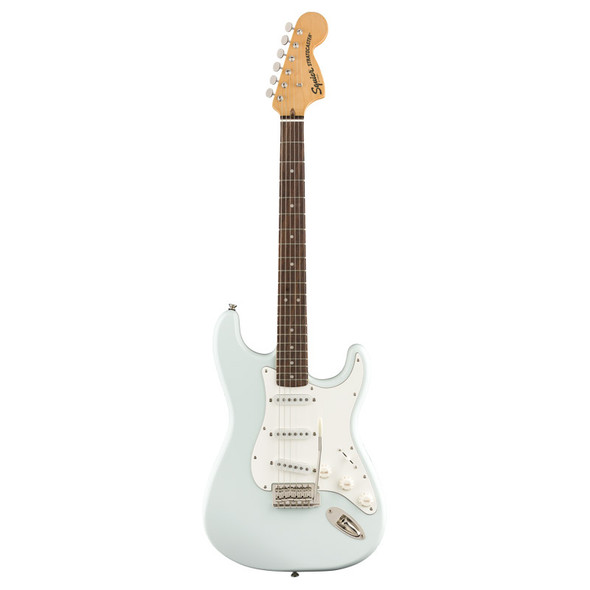 Fender Squier FSR Classic Vibe 70s Stratocaster Electric Guitar, Sonic Blue