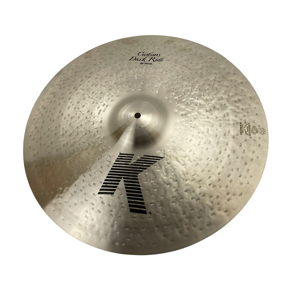 Zildjian K Custom 20 Inch Ride Cymbal (pre-owned)