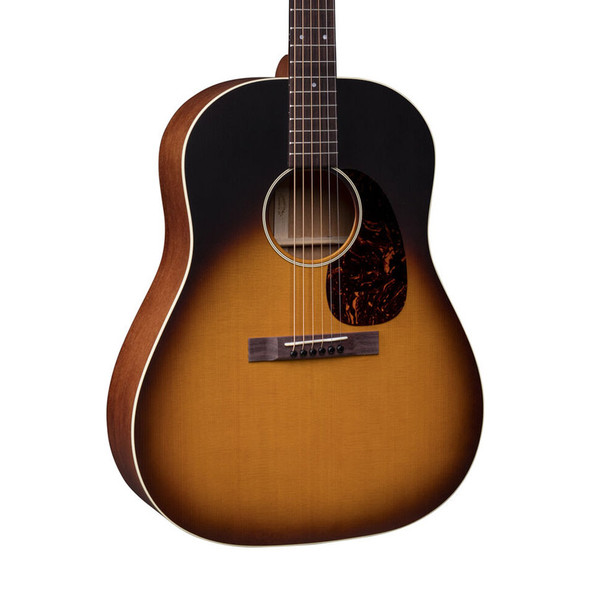 Martin DSS-17 Acoustic Guitar, Whiskey Sunset