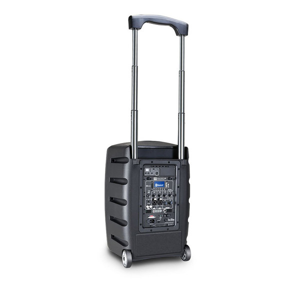 LD Systems Roadbuddy 10 HS Battery Powered Speaker with Wireless Headset