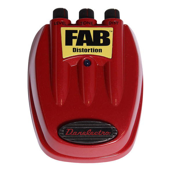 Danelectro FAB1 Distortion Pedal
