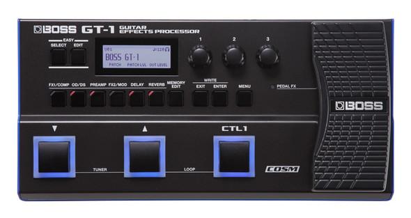 Boss GT-1 Guitar Effects Processor Pedal  (ex-display)