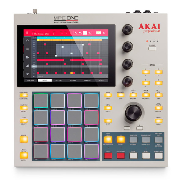 Akai Professional MPC One Retro Standalone Music Production Centre