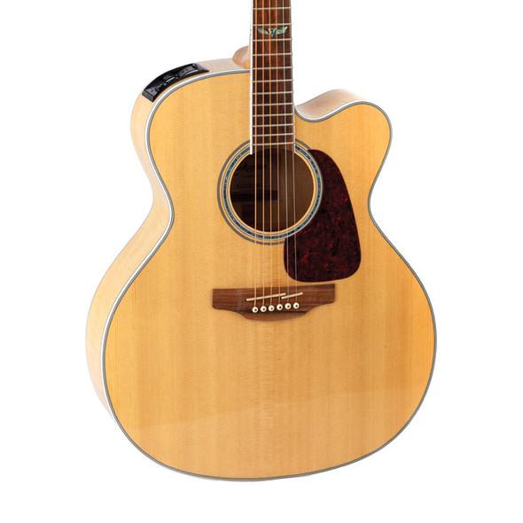 Takamine GJ72CE Electro Acoustic Guitar, Natural