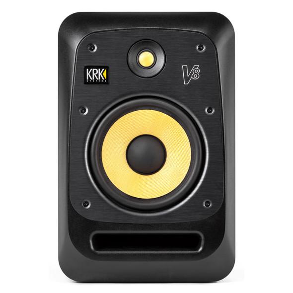 KRK V8S4 Active Studio Monitor (Single)