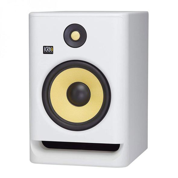 KRK RP8 ROKIT G4 8 Inch White Noise Professional Studio Monitor (Single)