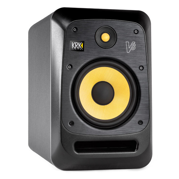 KRK V8S4 Active Studio Monitors (Pair)