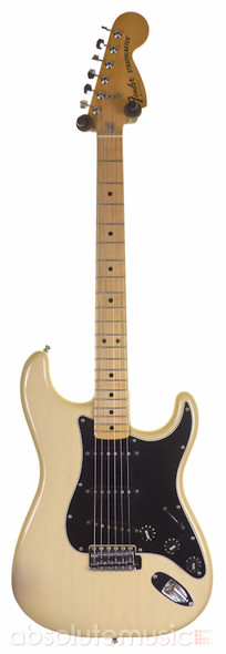 Fender 1979 USA Stratocaster Electric Guitar, Blonde w/ Hard Case (pre-owned)