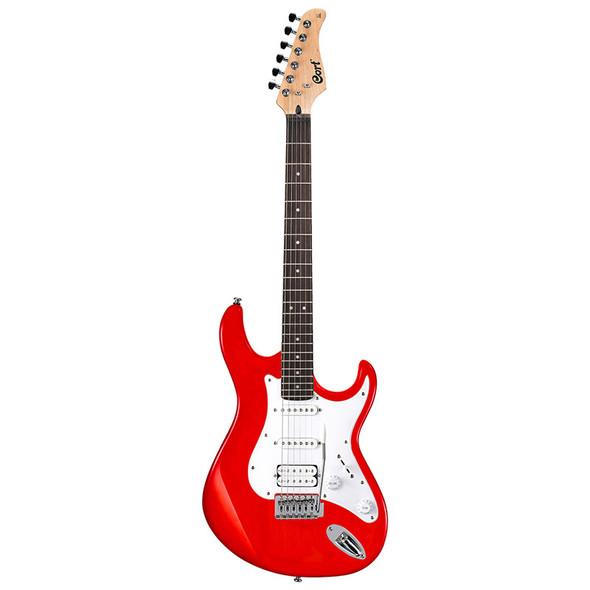 Cort G110 Electric Guitar, Scarlett Red