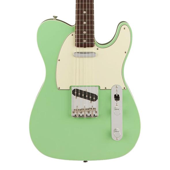 Fender LTD Edition American Original 60s Telecaster Electric Guitar, Surf Green, RW