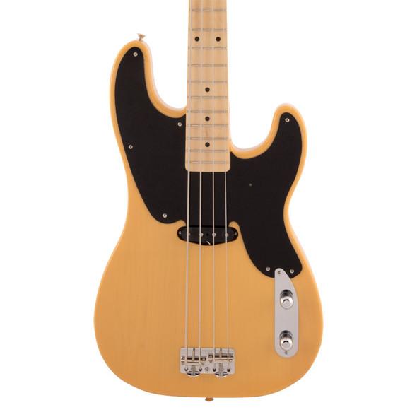 Fender Made In Japan Traditional 50s Original P Bass, Butterscotch Blonde, MN