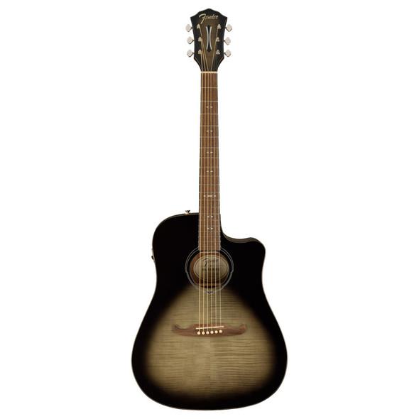Fender LTD Edition FA-325CE Electro-Acoustic Guitar, Moonlight Burst