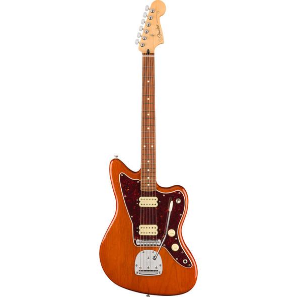 Fender FSR Limited Edition Player Jazzmaster Electric Guitar, Aged Natural