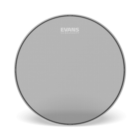Evans BD22SO1 22 inch SoundOff Bass Drumhead