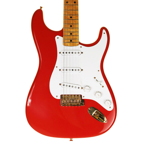 Fender Custom Shop 56 NOS Stratocaster, Fiesta Red with Hard Case (pre-owned)