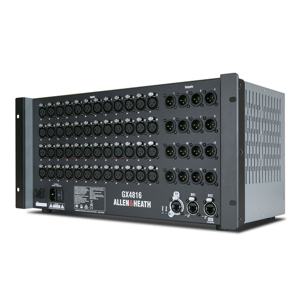 Allen & Heath GX4816 48 In 16 Out Expander for SQ and dLive 96kHz