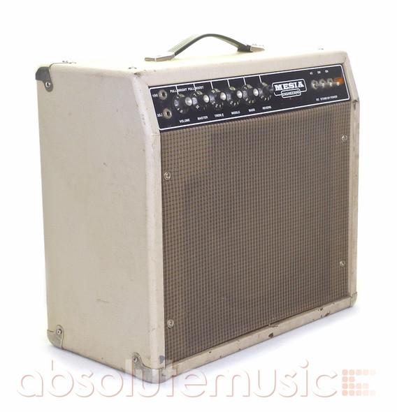 Aidean Mesia Zoom 100 Watt Valve Electric Guitar Amplifier (pre-owned)