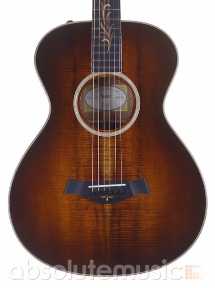 Taylor K-22E Limited Edition Koa 12-Fret Electro Acoustic Guitar (pre-owned)