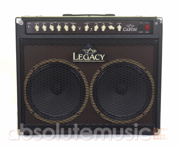 Carvin VL212 Legacy MK1 Valve Combo Amplifier with Cover (pre-owned)