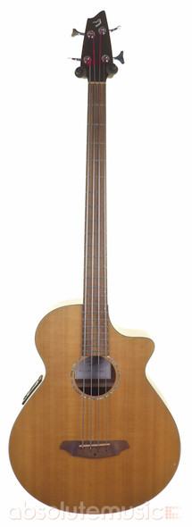 Breedlove ABJ250/SM4 Electro Acoustic Bass with Hard Case (pre-owned)