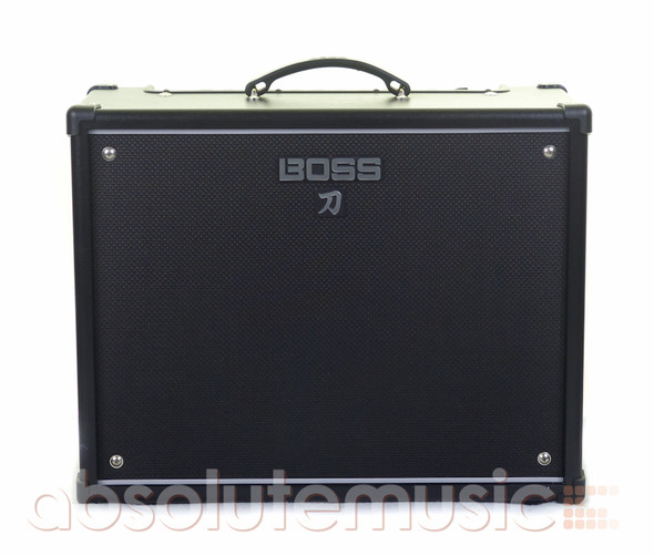 Boss Katana 100 Mk2 Combo Amplifier with GAFC Controller Pedal (pre-owned)
