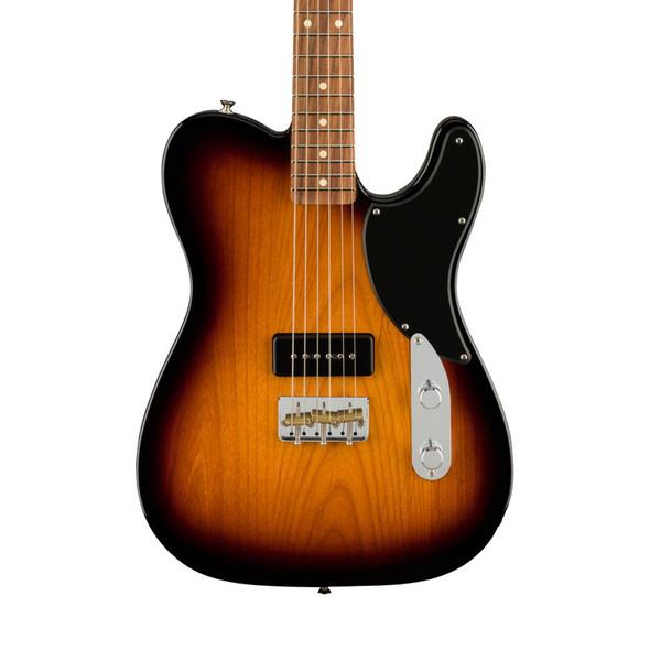 Fender Noventa Telecaster Electric Guitar, Sunburst, Pau Ferro (b-stock)