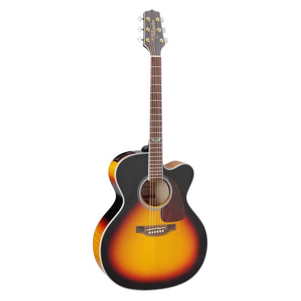 Takamine GJ72CE Electro Acoustic Guitar, Brown Sunburst