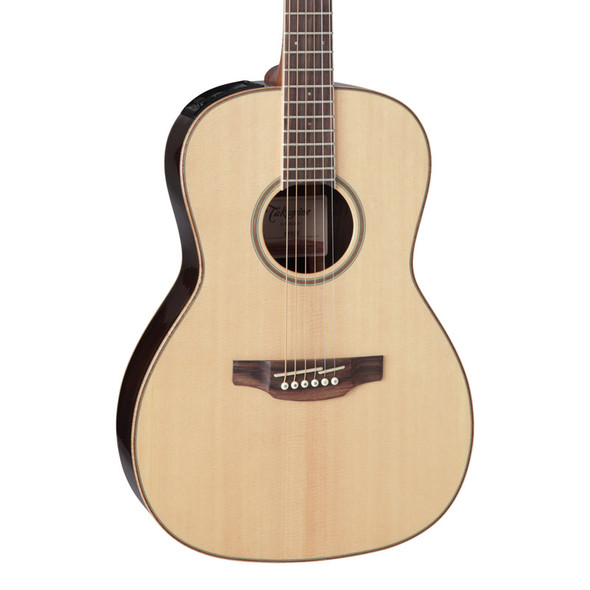 Takamine GY93E New Yorker Electro-Acoustic Guitar, Natural